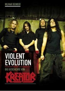 Violent Evolution - Kreator