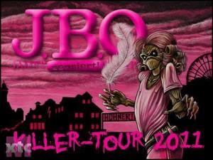J.B.O. Killertour 2011