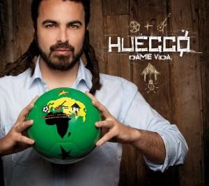 Huecco - Dame Vida - Album Cover
