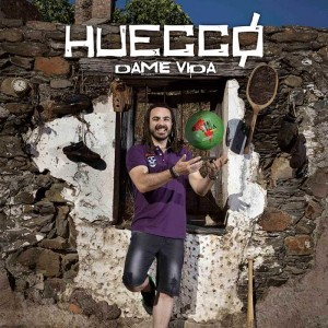 Huecco - Dame Vida - Single Cover