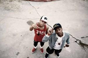 New Boyz - Credits:Phil Knotts