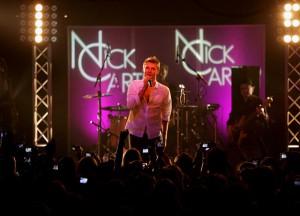 Nick Carter - Photo Credt: Coco Beutelstahl