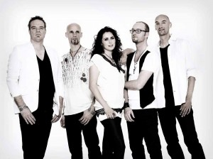 Within Temptation- Photo Credit: William Rutten