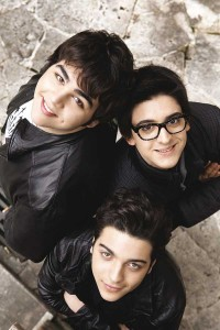 Il Volo - PHOTO CREDIT: Iwan Palombi