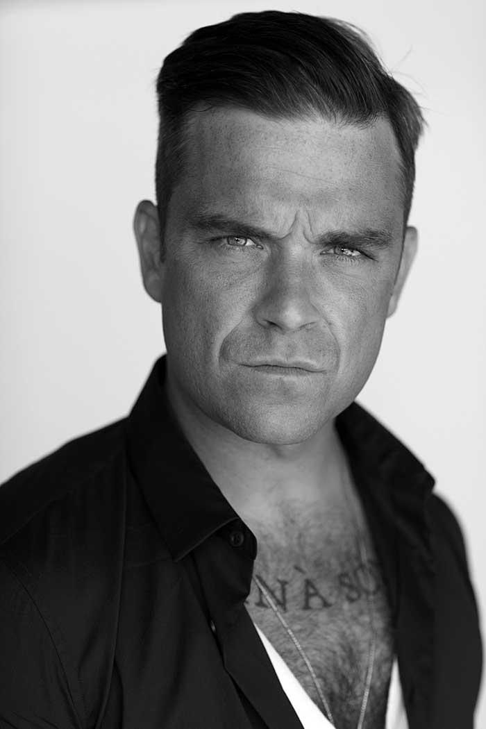 Robbie Williams - Beautiful HD Wallpapers