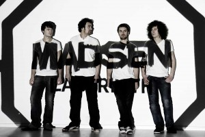 Madsen - PHOTO CREDIT (c) Sven Sindt/Universal