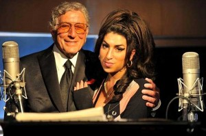 Tony Bennetts und Amy Winehouse