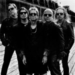 Lou Reed & Metallica - PHOTOCREDIT: ANTON CORBIJN