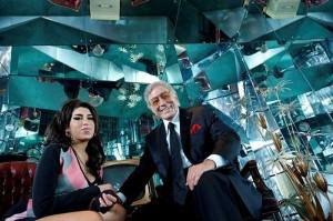 Amy Winehouse und  Tony Bennett - Foto: Kelsey Bennett