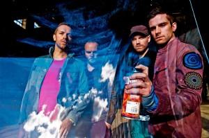 Coldplay - Credits: Sarah Lee
