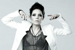 Skylar Grey - PHOTO CREDIT: P.R. Brown