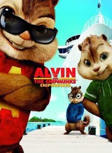 Alvin and the Chipmunks 3: Chip-Wrecked