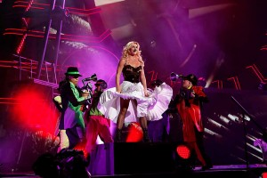 Britney Spears - Foto: Roderick Trestrail