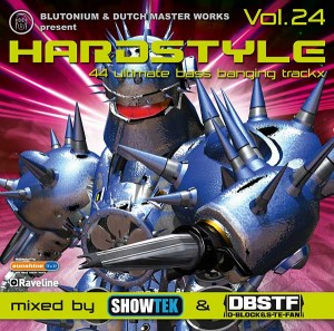 Hardstyle Vol. 24
