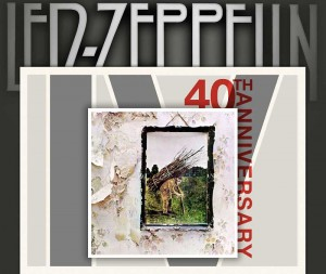 Led Zeppelin 40th Anniversary