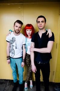 Paramore - Credits: Lindsey Byrnes