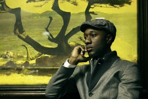 Aloe Blacc by Dan Monick