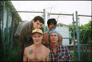 Red Hot Chili Peppers - Credits: Clara Balzary