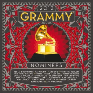 2012 GRAMMY Nominees