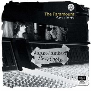 Adam Lambert & Steve Cook