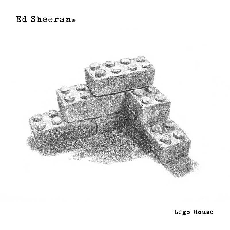 Ed sheeran lego house chords b