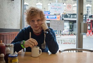 Ed Sheeran - Credits: Dan Curwin