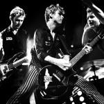 Green Day modeln für John Varvatos