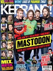 Kerrang - Mastodon