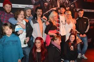 New Kids Nitro - Premiere - © 2012 Constantin Film Verleih GmbH