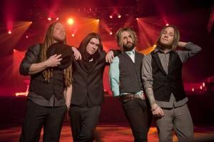 Shinedown - Credits: Mike Trobee