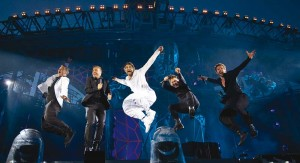 Take That - Progress Tour