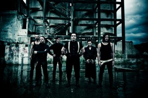 Rammstein - PHOTO CREDIT: Paul Brown