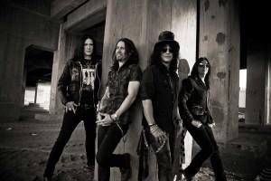 Slash - Credits: Travis Shinn