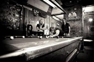 Black Stone Cherry - Credits: Roadrunner