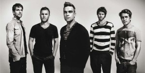 Take That - Credits: Bryan Adams