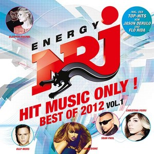 ENERGY HIT MUSIC ONLY - BEST OF 2012 Vol. 1
