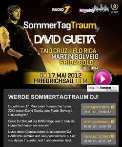 DJ Contest SommerTagTraum