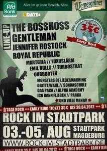 Rock im Stadtpark