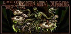 Modern Metal Drummers