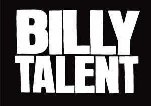 Billy Talent Logo