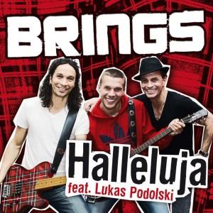 Halleluja - BRINGS feat. LUKAS PODOLSKI