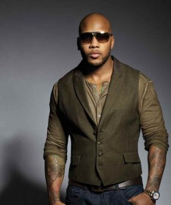 Flo Rida - Credits: Chad Griffith