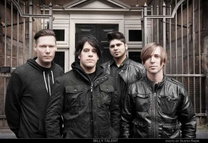 Billy Talent - Credits: Dustin Rabin