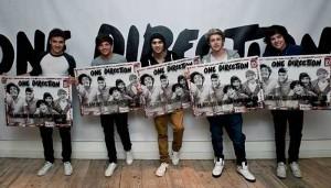 One Direction - Foto: Chris Lopez