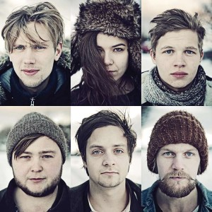 Of Monsters And Men - Photo Credit: Universal Music
