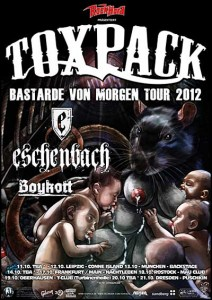Toxpack Tour 2012