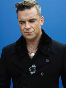 Robbie Williams - PHOTO CREDIT Julian BroadFarrell Music Ltd