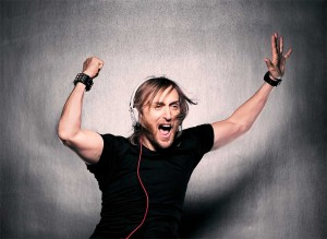 David Guetta - Credits: Andrew Mc Pherson
