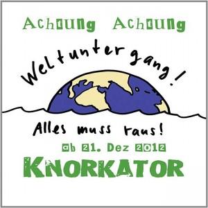 Knorkator - Weltuntergang