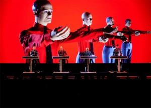 Kraftwerk - Photo Credits: © Peter Boettcher